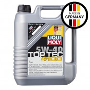 image of Liqui Moly TOP TEC 4100 5W40 (5L) Fully Synthetic Engine Oil 5L