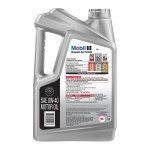 MOBIL 1 ADVANCED 0W40 Fully Synthetic Engine Oil SN 5QT/4.73L