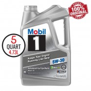 image of MOBIL 1 Advanced 5W30 Fully Synthetic Engine Oil SN 5QT/4.73L Dexos