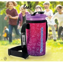 image of Tupperware Thirtsquake Tumbler with Pouch