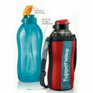 image of TUPPERWARE Giant Eco Bottle Set Of 2 (2L)