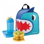 Tupperware Baby Shark Toddler Set Without Beg