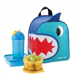 image of Tupperware Baby Shark Toddler Set Without Beg