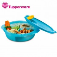 image of Tupperware CrystalWave Divided Dish 900ml