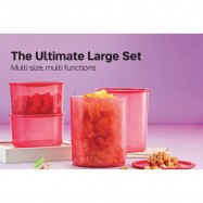 image of Tupperware One Touch Large Set