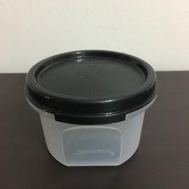 image of Tupperware Modular Mates Round I (1) 200ml - Black
