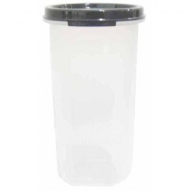 image of Tupperware Modular Mates Round III (1) 650ml Black