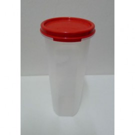 image of Tupperware Modular Mates Round IV (1) 890 ML - Chili