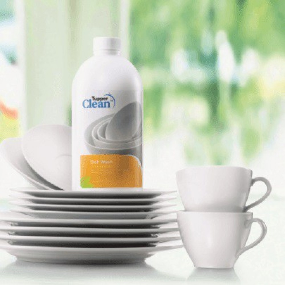 TUPPERWARE DISH WASH CONCENTRATE 800ml