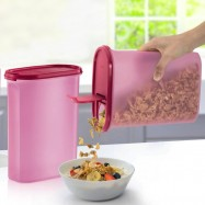 image of Tupperware Modular Mates Oval IV With Dispenser (2pcs) 2.3L