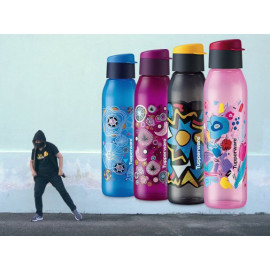 image of Tupperware Brands Funky Fun Eco Bottle 4pcs 500ML