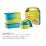 Tupperware Fridge Buddy Set