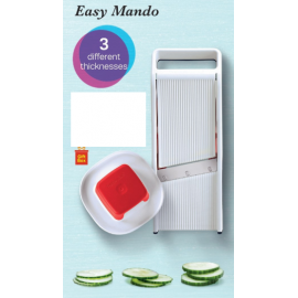 image of Tupperware Easy Mando with Gift Box