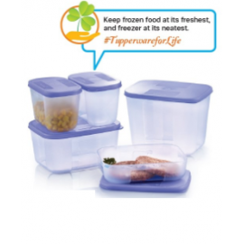 image of Tupperware My First FreezerMate Set