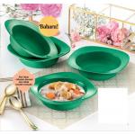 Tupperware Emerald Bowls
