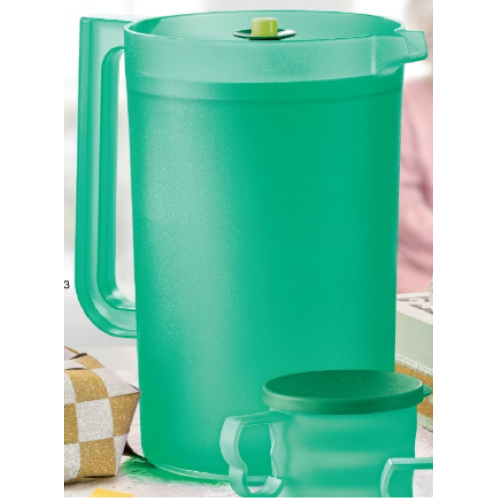 Tupperware Emerald Giant Pitcher