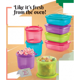 image of Tupperware Snack N All