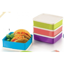 image of Tupperware Large Square-A-Way