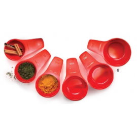 image of Tupperware Measuring Cup Set