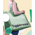 Tupperware The Great Big Bag Green