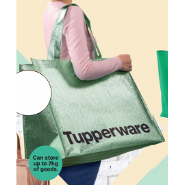 image of Tupperware The Great Big Bag Green