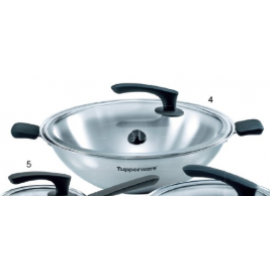 image of Tupperware Inspire Wok