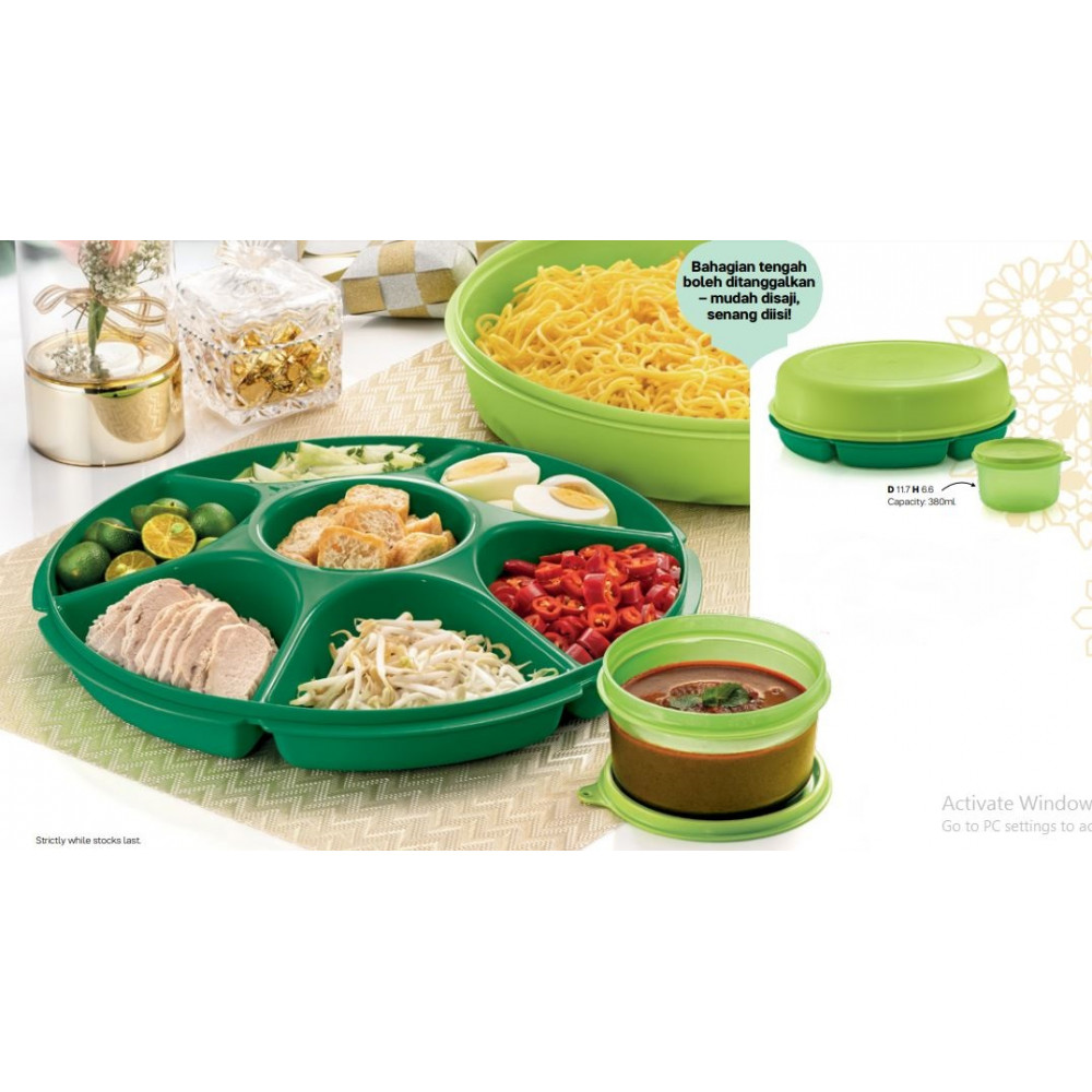 Tupperware Serving Centre (1)