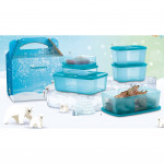 Tupperware Freezer Buddy Set (with Gift Box)