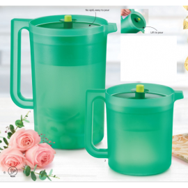 image of Tupperware Blossom Pitcher