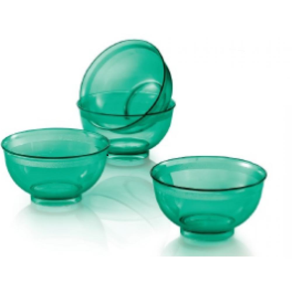 Tupperware Crystalline Bowl