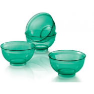 image of Tupperware Crystalline Bowl