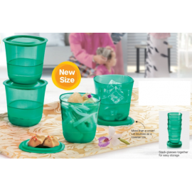 image of Tupperware Crystalline Short Glass
