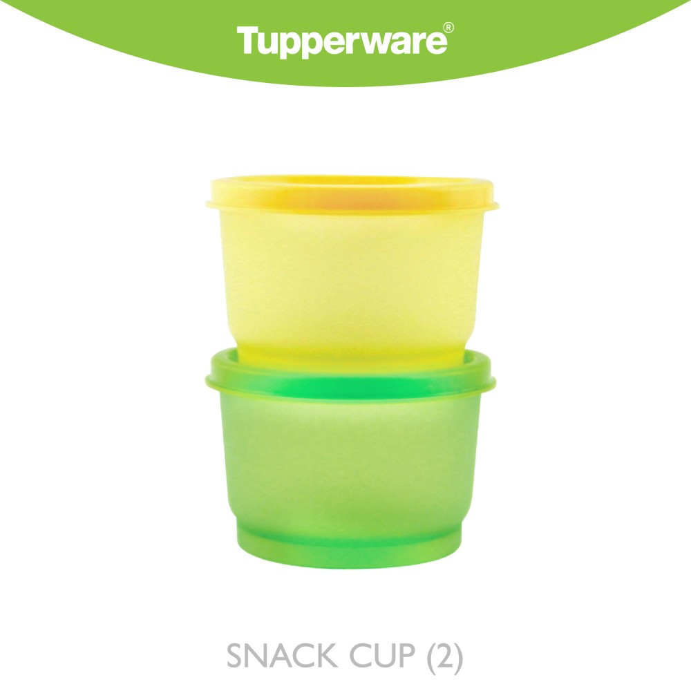 Tupperware  Snack Cup (2)