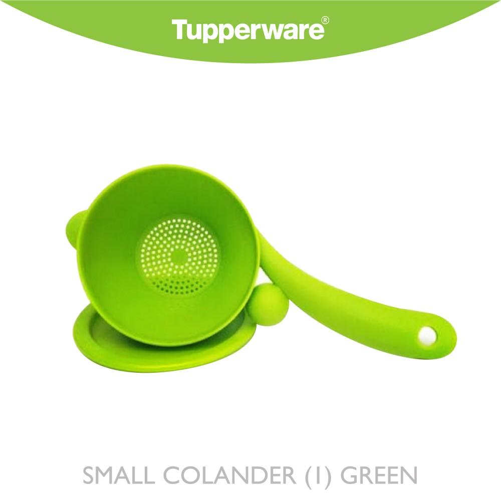 Tupperware Small Colander (1) Green