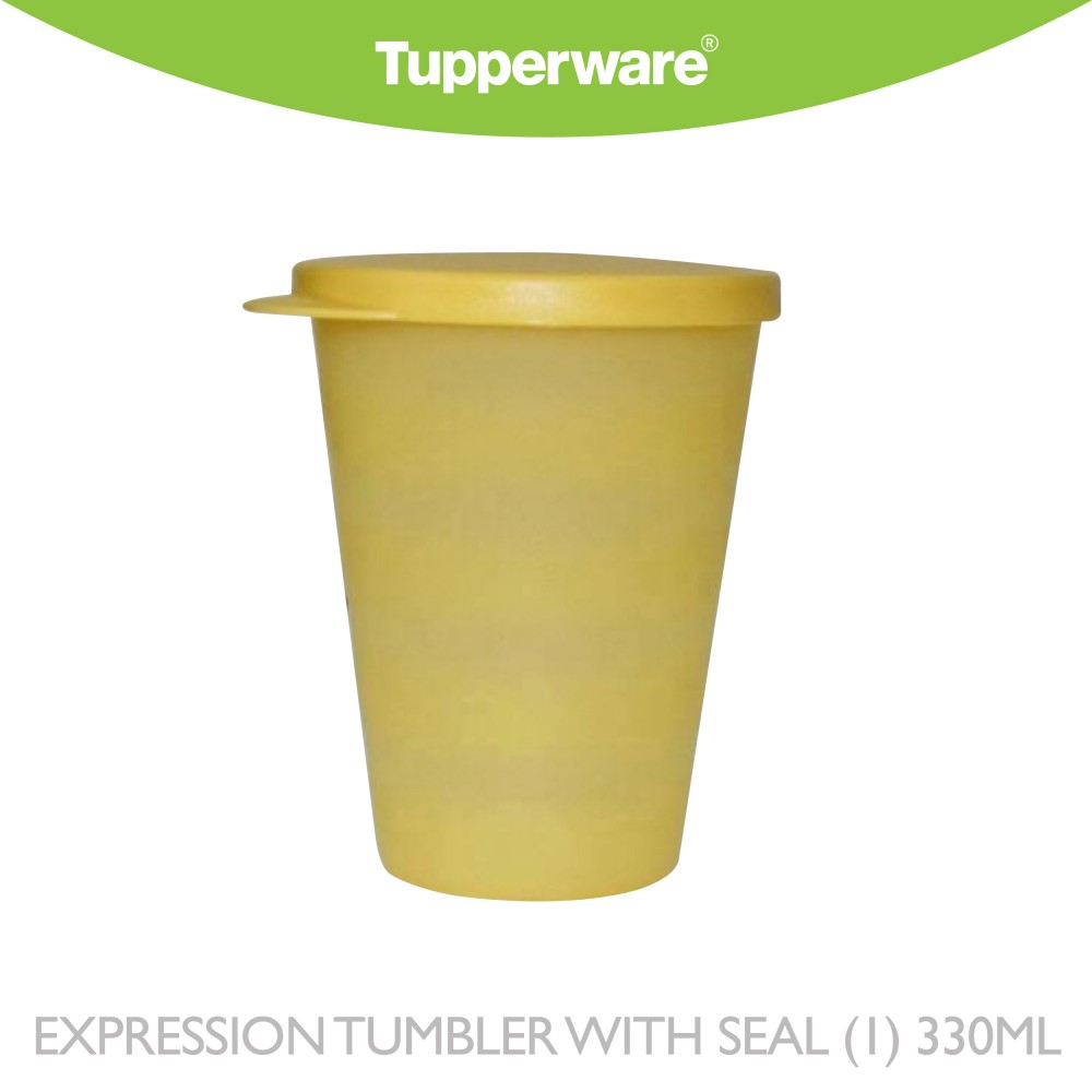 Tupperware Expression Tumbler With Seal (1) 330ml