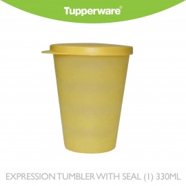 image of Tupperware Expression Tumbler With Seal (1) 330ml