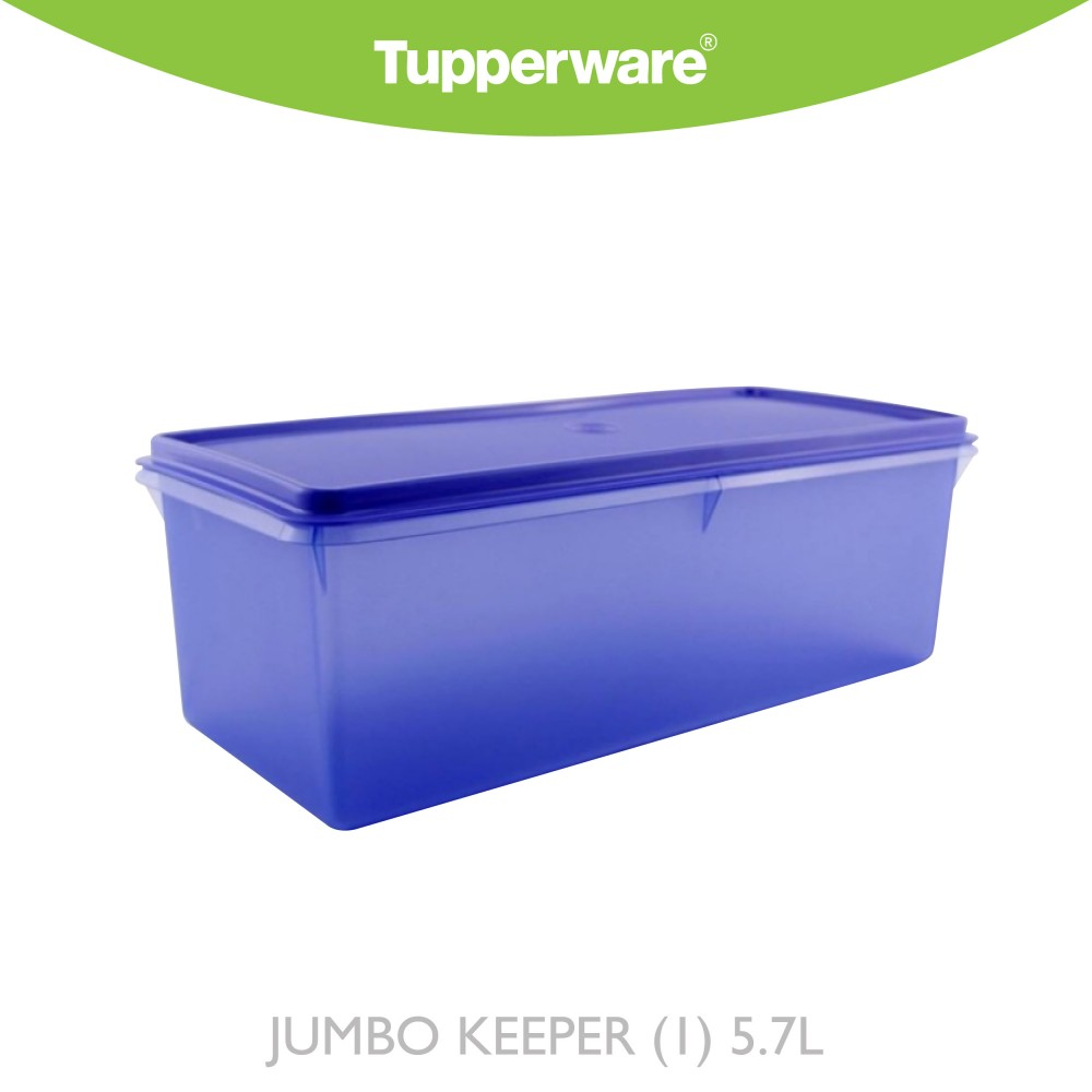 Tupperware Jumbo Keeper (1) 5.7L