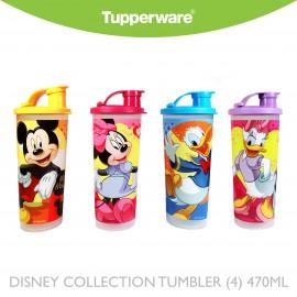 image of Tupperware Disney Collection Tumbler (4) 470ml