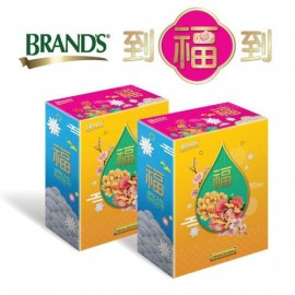 image of BRAND'S 2019 CNY Gift Pack (Brand's Essence of Chicken 6's + Brand's Essence of Chicken with Cordyceps 6's) x 2Sets