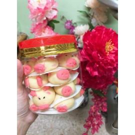 image of 猪仔德国酥饼 Piggy German Cookies