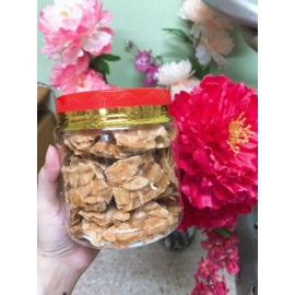 image of Caramel Almond Slice 杏仁片