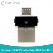 image of Kingston 32Gb Dt Micro Duo Otg Usb3.0 Flash Drive