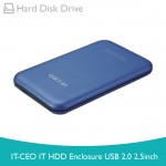 IT-CEO IT-700 2.5' HDD Enclosure USB 2.0