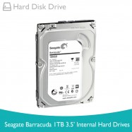 image of SEAGATE BARRACUDA 1TB 3.5'' INTERNAL HARD DRIVES