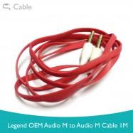 image of LEGEND OEM AUDIO M TO AUDIO M CABLE 1M