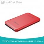 IT-CEO IT-700 2.5' HDD Enclosure USB 2.0