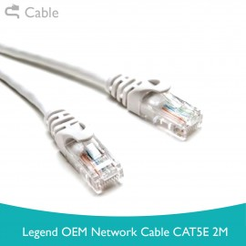 image of Legend OEM Network Cable CAT5E 2M