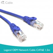 image of Legend OEM Network Cable CAT6E 1.5M