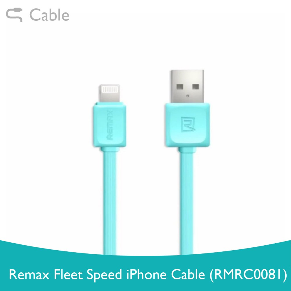 REMAX Fleet Speed Iphone Cable (RMRC008I)