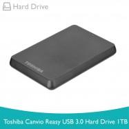 image of Toshiba Canvio Ready USB 3.0 Hard Drive 1TB